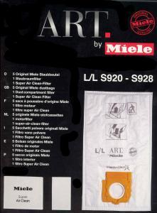 Miele L TYPE ORIGINAL X 5 BOXES - ART cleaners
