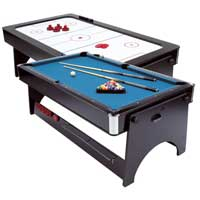 Scorpio 2-in-1 Pool and Air Hockey Table Stylish & practical full size professional - CLICK FOR MORE INFORMATION