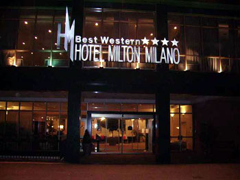 Milan cheap hotels for Hotel milton milano