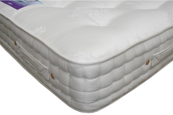 millbrook beds royal 2000 pocket sprung mattress double. Black Bedroom Furniture Sets. Home Design Ideas