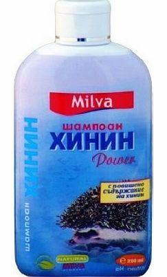 Milva Natural Quinine Power Faster Hair Growth Shampoo