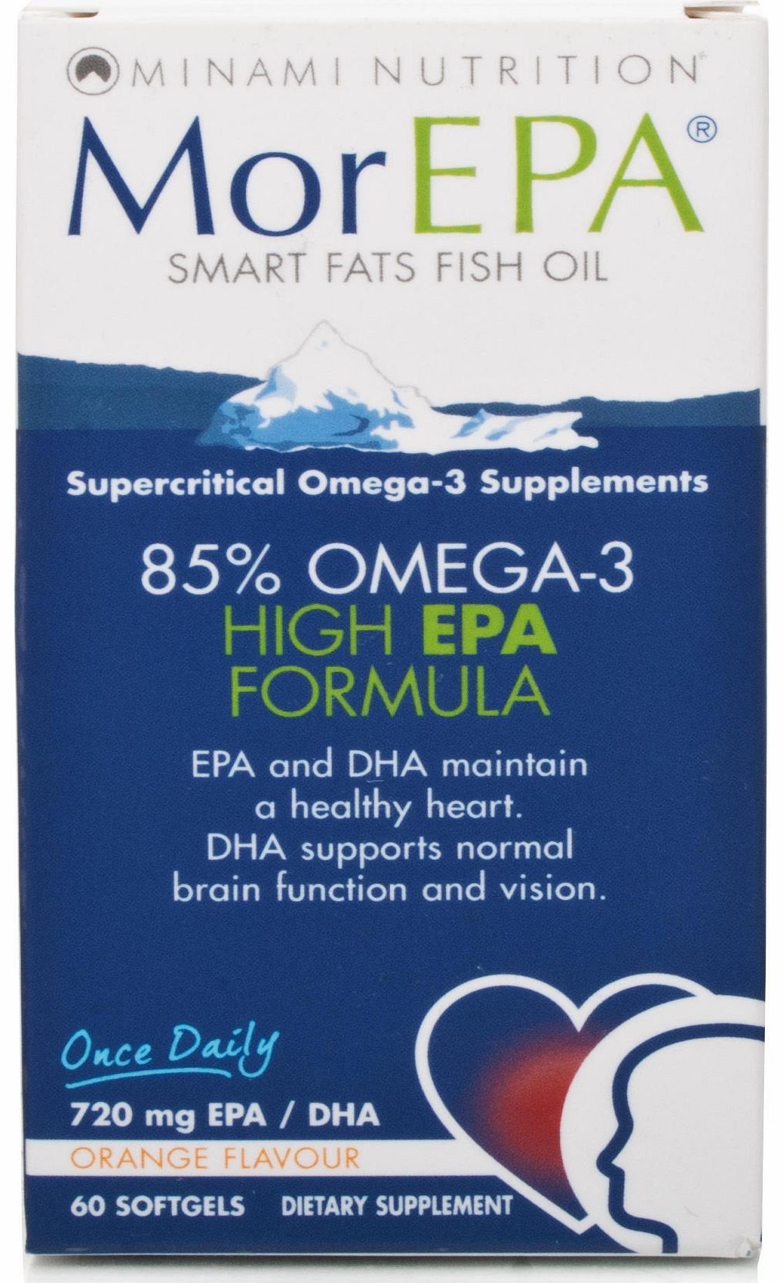 Minami Nutrition MorEPA Smart Fats