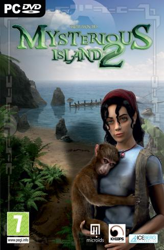 Mindscape Return To Mysterious Island 2 PC