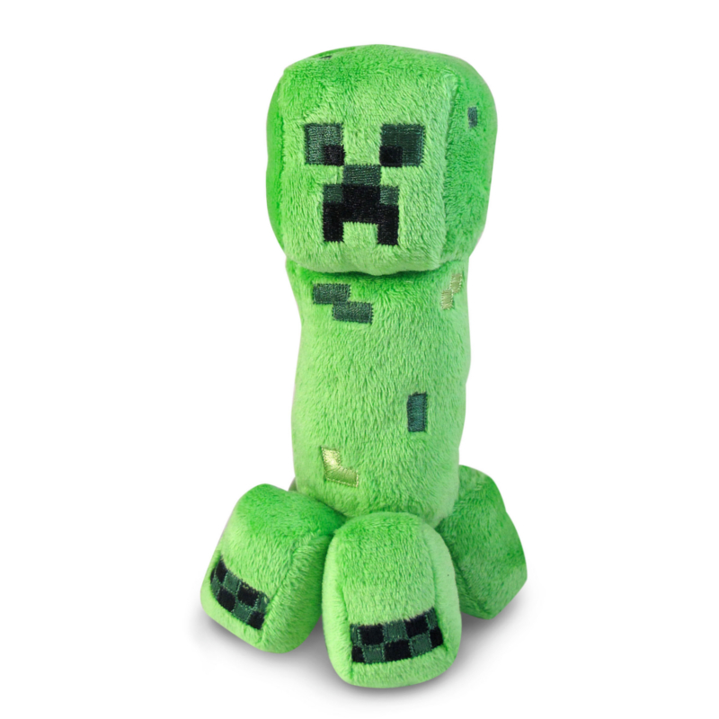 Cool Minecraft Toys : Minecraft ` hostile plush creeper review compare