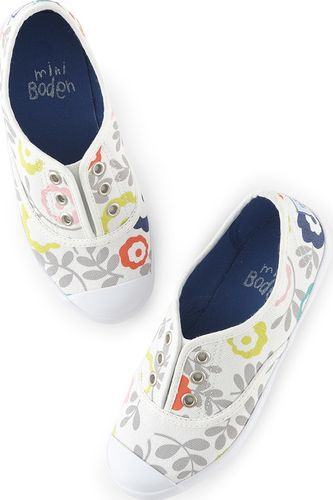 Mini Boden, 1669[^]34524082 Canvas Pull-ons Multi Mini Boden, Multi 34524082