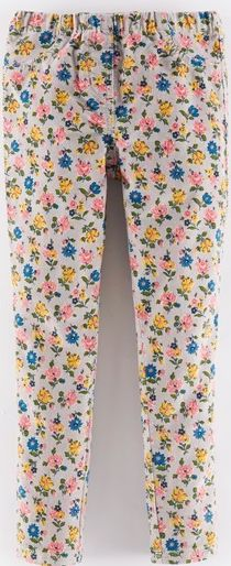 Mini Boden, 1669[^]34885517 Cord Leggings Grey Sprig Mini Boden, Grey Sprig