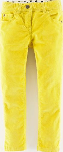 Mini Boden, 1669[^]34899773 Cord Slim Fit Jeans Lime Tree Mini Boden, Lime