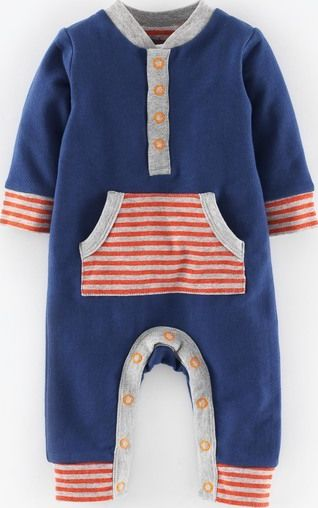 Mini Boden, 1669[^]35121904 Cosy Winter Romper Reef Mini Boden, Reef 35121904