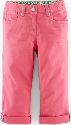 Mini Boden, 1669[^]34606384 Cropped Roll-ups Pink Mini Boden, Pink 34606384