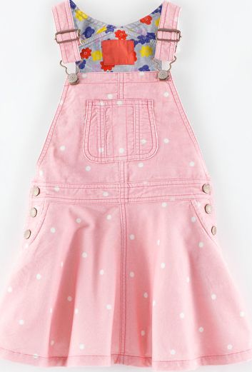Mini Boden, 1669[^]34959197 Dungaree Dress Blush Spot Cord Mini Boden, Blush