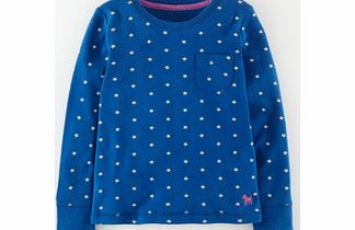 Mini Boden Everyday T-shirt, Fountain Blue Star,Duck Egg product image