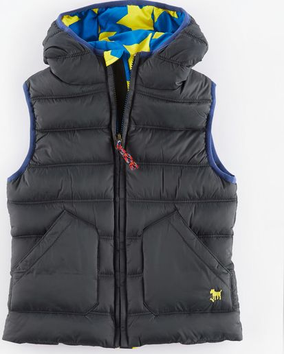 Mini Boden, 1669[^]34908061 Lightweight Gilet Salty Star Mini Boden, Salty