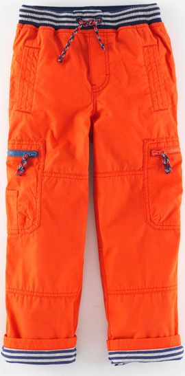Mini Boden, 1669[^]34944066 Lined Cargos Orange Mini Boden, Orange 34944066