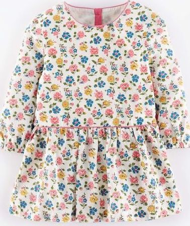 Mini Boden, 1669[^]34912337 Pretty Printed Top Multi Sprig Mini Boden, Multi
