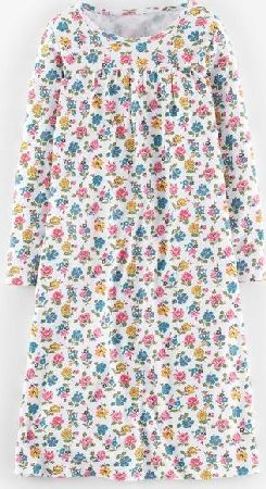 Mini Boden, 1669[^]34997999 Printed Nightie Multi Sprig Mini Boden, Multi