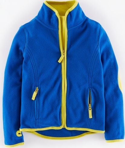Mini Boden, 1669[^]34901140 Ski Fleece Royal Blue Mini Boden, Royal Blue