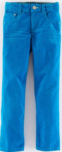 Mini Boden, 1669[^]34949354 Slim Fit Jeans Cobalt Cord Mini Boden, Cobalt