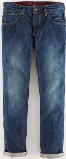 Mini Boden, 1669[^]34952648 Slim Jeans Denim Mini Boden, Denim 34952648
