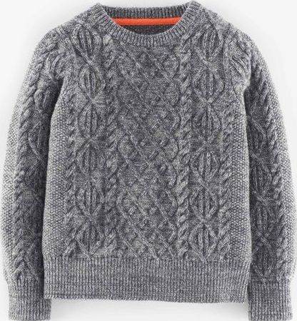 Mini Boden, 1669[^]34929349 Viking Jumper Grey Mini Boden, Grey 34929349
