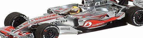 Minichamps has released a 1/43 replica of Lewis Hamiltons McLaren MP4/22 in which he scored his firs - CLICK FOR MORE INFORMATION