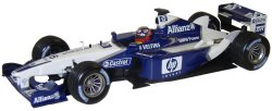 1:18 Scale Williams BMW FW24 ``HP`` Livery - Juan Pablo Montoya