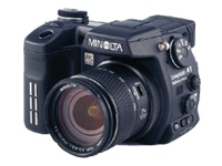 Minolta DiMage A1 5.2MP 7x Optical 2x Digital Zoom