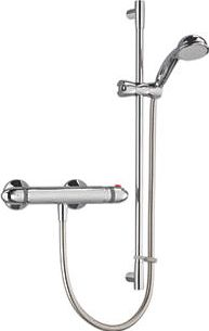 Mira, 1228[^]77447 Coda EV Exposed Thermostatic Mixer Shower