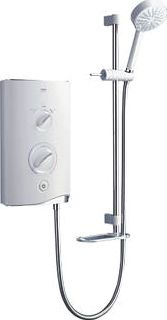Mira, 1228[^]4438G Sport Electric Shower White/Chrome 10.8kW