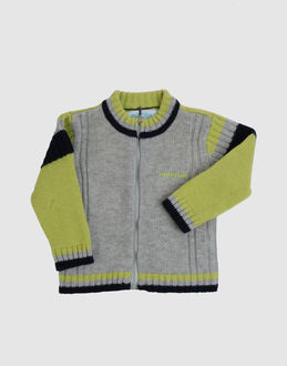 MIRTILLO KNITWEAR Cardigans BOYS on YOOX.COM product image