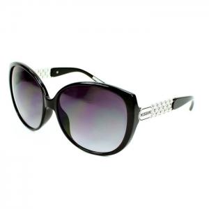 85f132065a Black   Silver Sunglasses (MI67501)