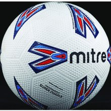 The Matchday Programme Mitre-super-dimple-b4059-football
