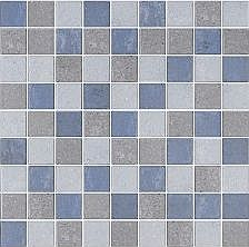 3L Dark Blue Mix Mosaic