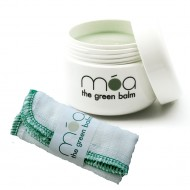 Green Balm 50ml with free Natural Face Cloth