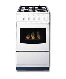 Dual Fuel Cooker. - CLICK FOR MORE INFORMATION