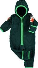 Molo, 1297[^]254579 Boys Unity Fleece Suit - Spruce