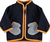 Molo, 1297[^]254575 Kids Ushi Fleece - Midnight Navy