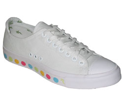 Casual plimsole from Momentum with a canvas upper - CLICK FOR MORE INFORMATION