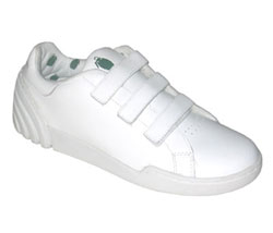 Casual tennis styled shoe from Momentum. Leather u - CLICK FOR MORE INFORMATION