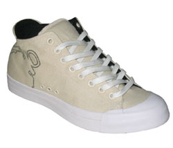 Casual trainer from Momentum.  Canvas upper with a - CLICK FOR MORE INFORMATION