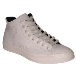 Casual hi-top shoe from Momentum. Leather upper with large grenade print on the rear along with 3 - CLICK FOR MORE INFORMATION