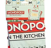 Monopoly Best Chef Apron