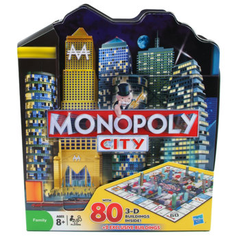 Monopoly City In Tin - review, compare prices, buy online