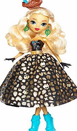 Monster High DTV93 ``Dayna Treasura Jones`` Doll