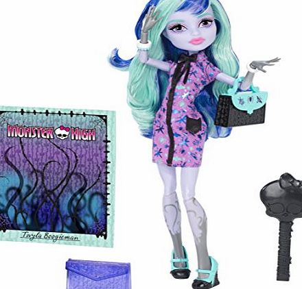 Monster High Toy - Scare Mester Twyla Deluxe Fashion Doll - Daughter of the Boogeyman