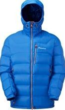 Montane, 1296[^]256817 Mens Black Ice 2 Jacket - Electric Blue