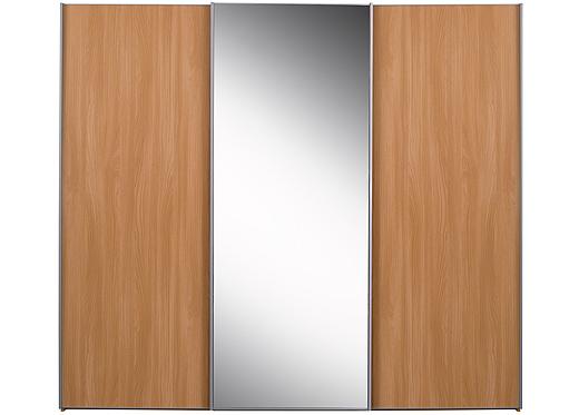 oak furniture land beds reviews : monterey 3 door wardrobe from www.comparestoreprices.co.uk size 520 x 373 jpeg 61kB