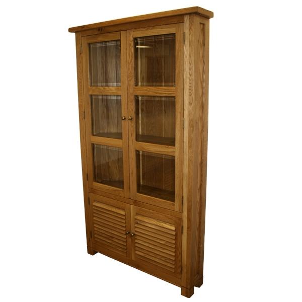 Wooden Corner Bookshelves ~ Corner bookcase