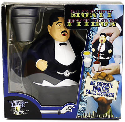 Monty Python Mr Creosote Vomiting Sauce Dispenser