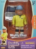 Mookie Mighty World - Dominic the Wiz Figure