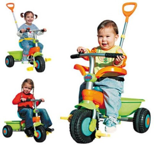 Mookie Smart Trike with Parental Handle
